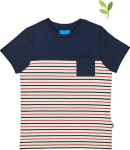 Koszulka dziecięca Finkid dla chłopców z krótkim rękawem
