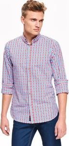 Koszula Top Secret z tkaniny