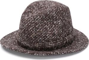 Brązowa czapka Dolce & Gabbana