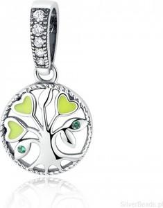 Silverbeads.pl d924 zawieszka drzewko charms modułowa bransoletka beads srebro 925
