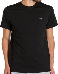 T-shirt Lacoste w stylu casual z krótkim rękawem