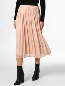 Różowa spódnica Vila