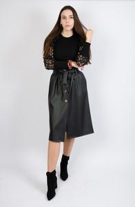 Czarna spódnica Olika midi