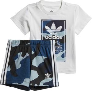 Komplet dziecięcy Adidas Originals z dzianiny