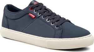 Levis Levi's® Sneakersy 231571-766-17 Granatowy