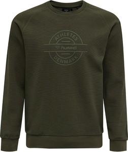 Zielona bluza Hummel