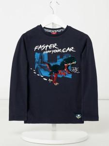 Koszulka dziecięca S.Oliver Red Label z bawełny z długim rękawem