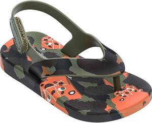 Buty dziecięce letnie Melissa na rzepy
