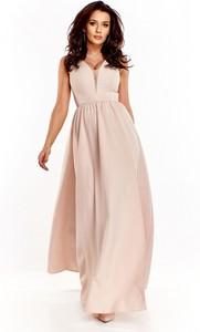 a24a34c94b31c0 długa sukienka wieczorowa. - stylowo i modnie z Allani