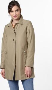 Brązowy płaszcz Marie Lund w stylu casual