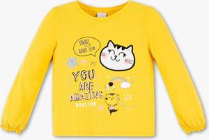 Żółta koszulka dziecięca Palomino