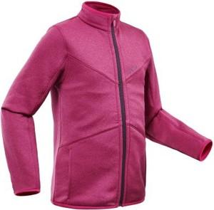 Różowa kurtka dziecięca WED'ZE