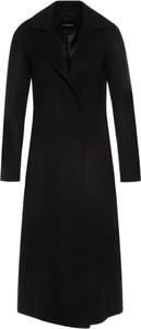 Czarny płaszcz John Richmond