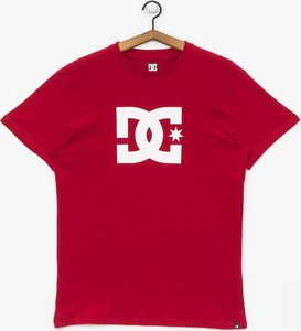 T-shirt DC Shoes z żakardu