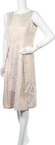 Sukienka Devernois mini bez rękawów