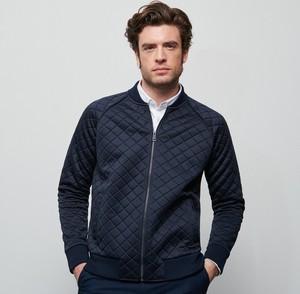 Granatowa bluza Reserved