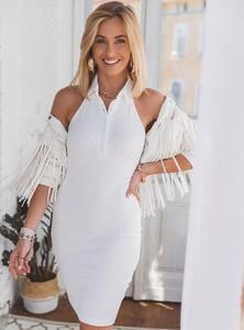 Sukienka SELFIEROOM mini w stylu casual z długim rękawem