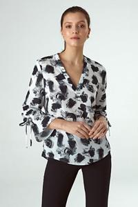 Bluzka Colett w stylu boho z dekoltem w kształcie litery v