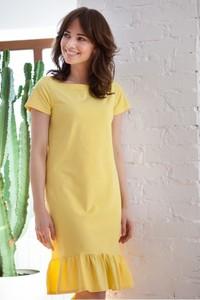 Sukienka butik-choice.pl z dresówki