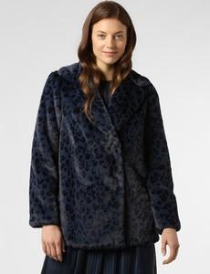 Niebieska kurtka Ted Baker krótka w stylu casual