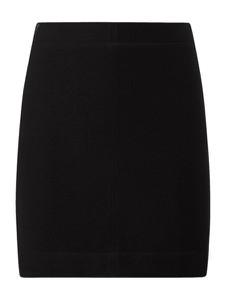Czarna spódnica Marc Cain mini z wełny