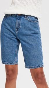 Szorty Reserved w stylu casual z jeansu