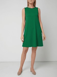 Zielona sukienka Vila oversize mini