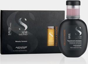Alfaparf Milano Alfaparf Cellula Madre odżywczy zestaw do włosów suchych - multiplikator 150ml eliksir odnowy 12x13ml