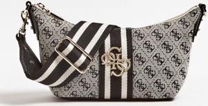 Brązowa torebka Guess w stylu retro