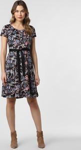 Sukienka Taifun w stylu casual z krótkim rękawem