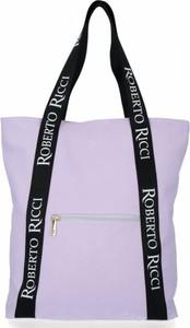 Torebka Roberto Ricci duża na ramię