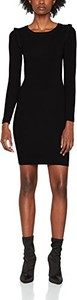 Czarna sukienka morgan