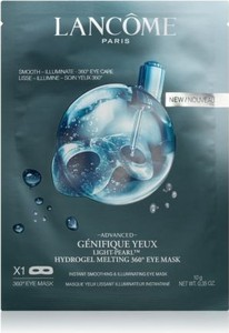 Lancôme Lancome Advanced Genifique Yeux Light Pearl Eye Mask hydrożelowa maska na okolice oczu 10g