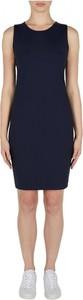 Sukienka Armani Exchange bez rękawów mini