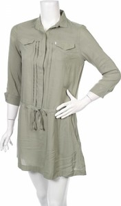 Zielona sukienka Levis mini