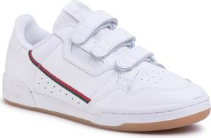 Buty adidas - Continental 80 Strap EE5359 Ftwwht/Cgreen/Scarle