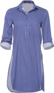 Niebieska tunika Look made with love