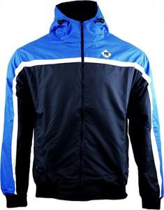 Niebieska kurtka Metoda Sport w stylu casual