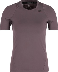 Czerwony t-shirt Under Armour