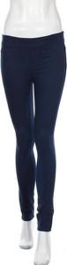 Niebieskie legginsy Target
