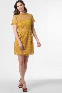 Żółta sukienka Nikkie prosta