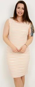 Sukienka La Venne By Semper ołówkowa w stylu casual
