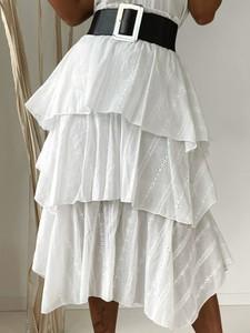 Spódnica Versada z bawełny
