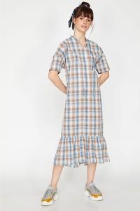 Sukienka Koton z krótkim rękawem
