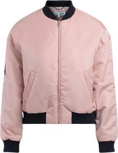 Różowa kurtka Kenzo w stylu casual krótka