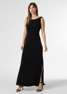 Sukienka Ambiance maxi z okrągłym dekoltem na ramiączkach
