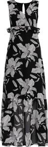 Sukienka Guess bez rękawów w stylu casual maxi