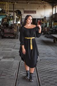 70a37a7c80 sukienki dla puszystych lublin. - stylowo i modnie z Allani