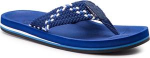 Buty letnie męskie Gant w stylu casual ze skóry ekologicznej