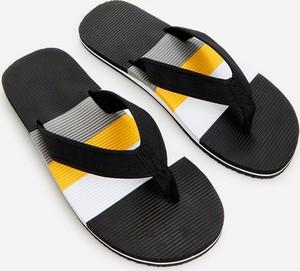 Czarne buty letnie męskie Reserved